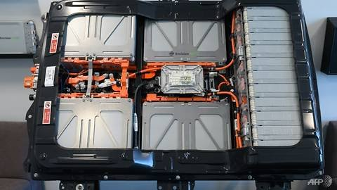 Europe to boost battery production as electric shift accelerates