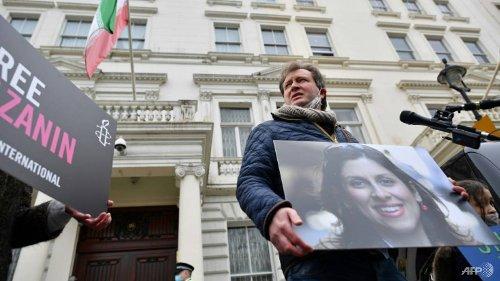 UK says Iran's treatment of Zaghari-Ratcliffe is 'torture'