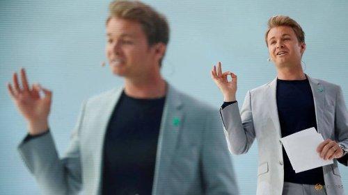Motor racing-Rosberg and Hamilton teams clash in Extreme E's Senegal round