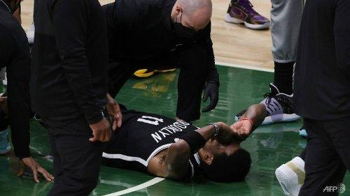 LeBron blasts NBA as playoff injuries mount