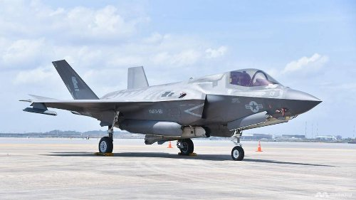 US base in Arkansas selected for Singapore's F-35B training detachment, F-16s to relocate