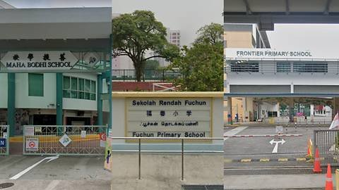 Two students, teacher from 3 different primary schools test positive for COVID-19