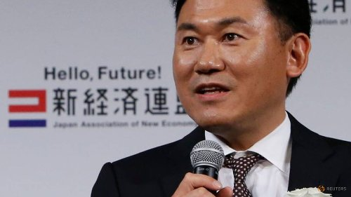 Rakuten CEO Mikitani says hosting Tokyo Games this summer 'too risky'