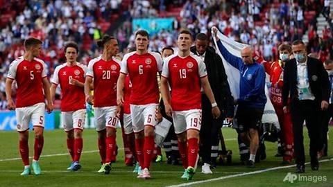 Denmark v Finland to resume after Eriksen collapse: Danish FA