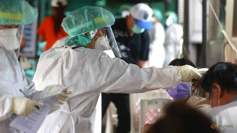 Taiwan reports 333 new domestic COVID-19 cases as it scrambles to get vaccines