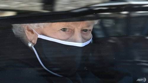 Queen Elizabeth re-emerges to outline UK government's new agenda