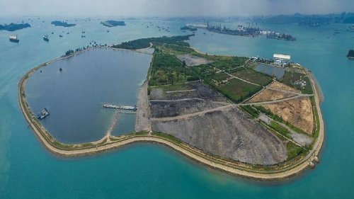 JTC and Shell Singapore sign MOU to explore development of solar farm on Semakau Landfill