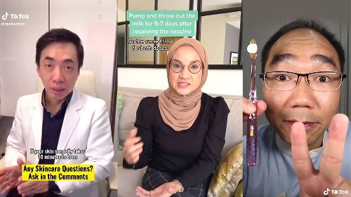 How Singapore healthcare experts are using TikTok to reach out to more patients