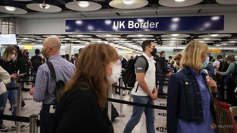 England to welcome double-vaccinated US and EU tourists: Report