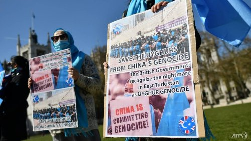 US sees genocides against Uighurs and Armenians but consistency elusive