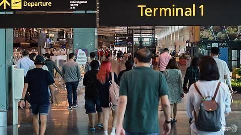 Another cleaner, aviation officer among 3 more workers at Changi Airport to test positive for COVID-19