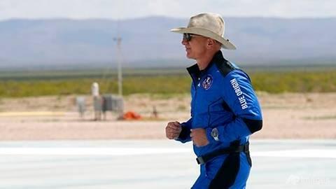 Bezos offers NASA a US$2 billion discount for Blue Origin moon lander