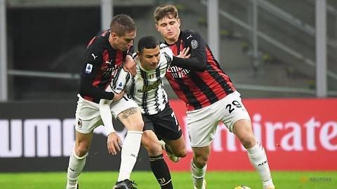 Football: Juventus and Milan under pressure ahead of crucial meeting in Turin