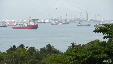 BHP completes its first refuelling of a ship with biofuel