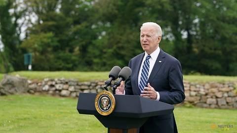 Biden says biggest vaccine donation 'supercharges' battle against COVID-19
