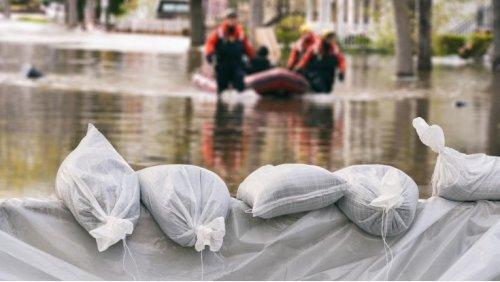 Hochwasserkatastrohen: Der Channel hilft Flutopfern