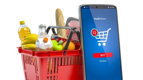 Hermes-Studie: Lebensmittel-Einzelhandel drohen Einbußen durch Online-Handel