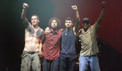 Rage Against the Machine reschedule their tour to 2022, new dates announced