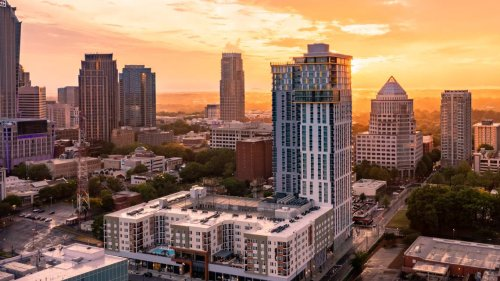 Exclusive: Charlotte's newest residential tower is complete, with hundreds of ready-to-lease units