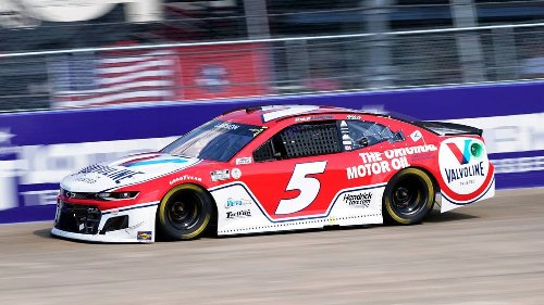 Kyle Larson wins NASCAR's first Nashville Cup race, full results and recap