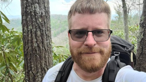 Parkinson's cut short his first try at the Appalachian Trail — but he refuses to give up