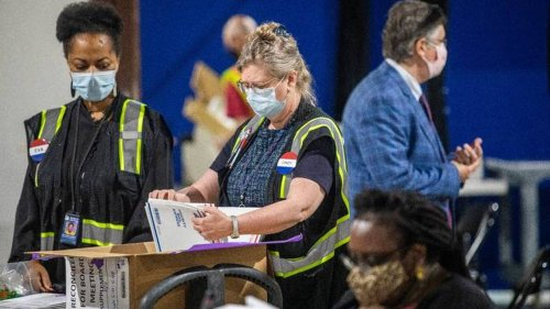 Records suit against NC elections board over federal voter fraud probe can continue