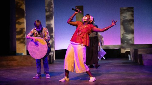This Children's Theatre program offers a safe space to help young actors grow