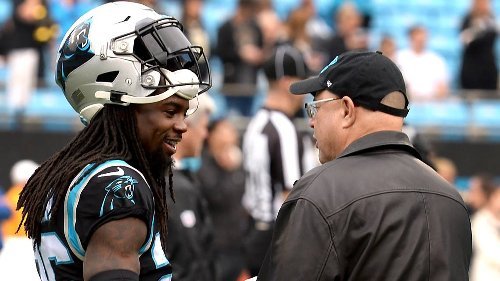 Panthers owner David Tepper open to a new stadium, but he won't build it 'alone'