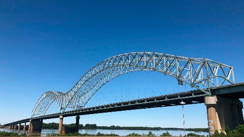 Fracture in major Memphis bridge was there in 2019 — and worker who missed it is fired