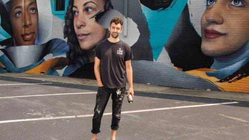 Vandalism or art? Charlotte artists share insights after an uptown mural defaced