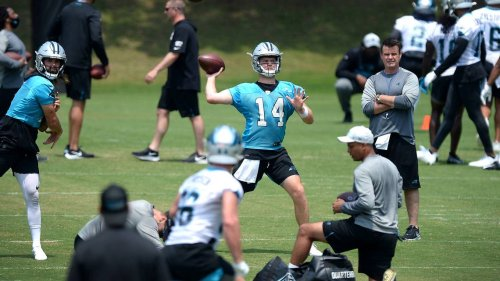 Five reasons to be optimistic about the Carolina Panthers. And five reasons to worry