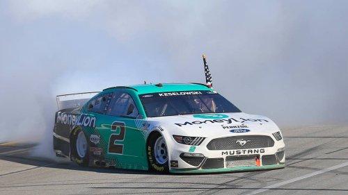 Penske and Wood Brothers replacing Keselowski and DiBenedetto next NASCAR season