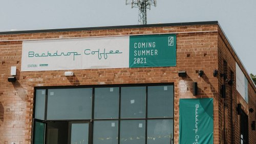 A new coffee shop will open this summer in FreeMoreWest — next to a popular bakery.