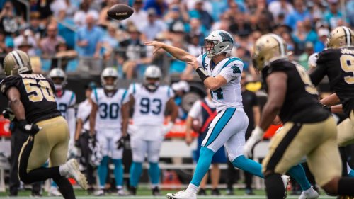 Sam Darnold was mocked and memed, but Panthers' gamble on a rejected QB is paying off