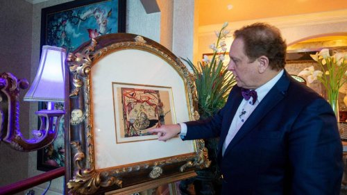 NC doctor uses his vast art collection to decode Dalí's legacy of surreal secrets