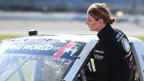 NASCAR pulling Jennifer Jo Cobb from Talladega might not be sexism, but it is confusing