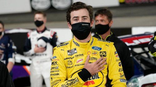 What Ryan Blaney said about George Floyd's murder was rare in NASCAR. Why he spoke up