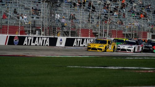 What NASCAR drivers are saying about the proposed changes to Atlanta Motor Speedway