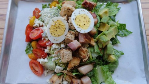 Salads don't have to be boring. Here are our 14 favorites in and around Charlotte.