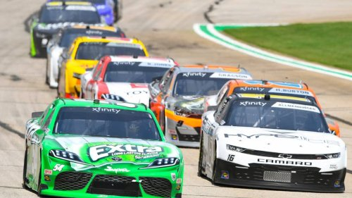 NASCAR race results: Kyle Busch wins at Atlanta in perhaps his final Xfinity race