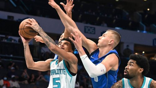Charlotte Hornets got a gift from the NBA to open the season that can erase scars