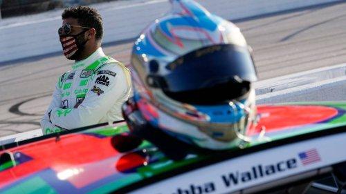 NASCAR driver Bubba Wallace won't return to Richard Petty Motorsports next season