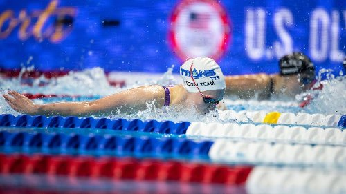 From NC to Tokyo: A 16-year-old swimmer from Cary has made the U.S. Olympic team