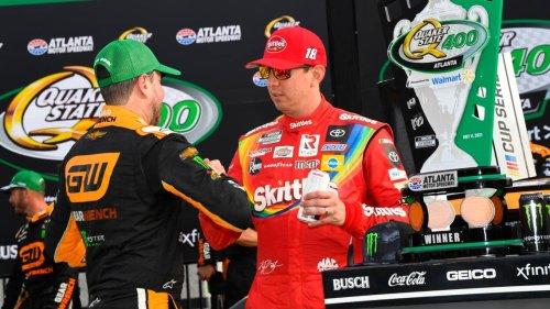 NASCAR Power Rankings: Kurt and Kyle Busch highlight list of best drivers