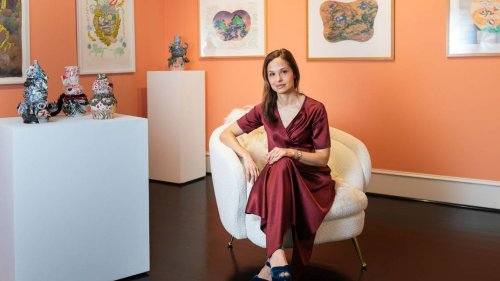 Charlotte art gallery owner expands and reinvents her business during COVID