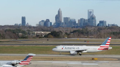 American cancels hundreds of flights across US. Here's what that means for CLT