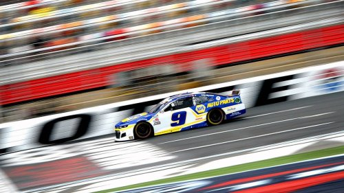 Chase Elliott's spotter reinstated following NASCAR suspension