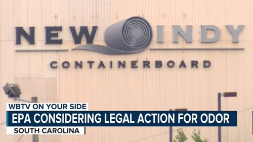 EPA issues emergency order to stop odor that residents near NC-SC line say sickens them