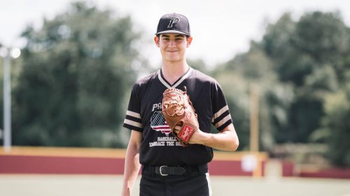 Meet Michael Forret, the Providence High pitcher who's thrown 2 no-hitters this season