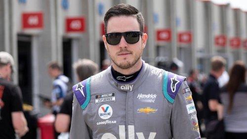 Alex Bowman will remain at Hendrick Motorsports through 2023